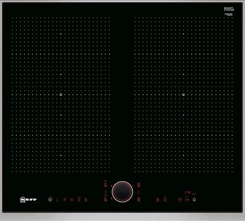 Neff T56TS61N0 60 cm, 4 zones, 2 Flex, TPFire, metalDesign