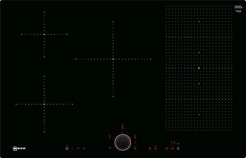 Neff T58PS21X0 80 cm 5 zones 1 Flexzone TPfire randloos