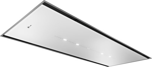 Neff I25CBS8W0 Plafondunit, 120x50 cm, melkglas