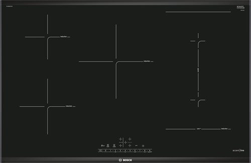 Bosch PVW895FC5E SerieI6, Inductie 80 cm, 5 zones, Combi, DS