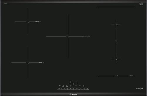 PVW895FC5E SerieI6, Inductie 80 cm, 5 zones, Combi, DS