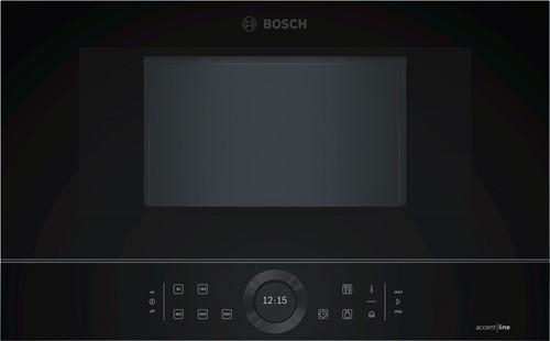 Bosch BFL834GC1 Serie|8, Magnetron, deur links, Carbonblack