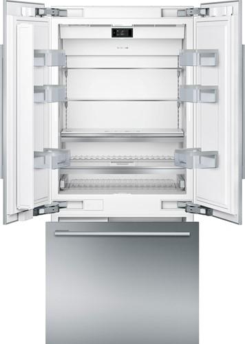Siemens CI36TP02 IQ700, Inbouw koelvriescombinatie 91cm