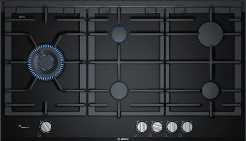 Bosch PRS9A6L70N Glaskeramische gaskookplaat
