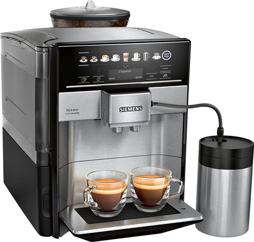 Siemens TE657F03DE EQ6 PLUS EXTRA KLASSE Espresso machine