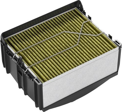 Neff Z51CXI1X6 geïntegreerde recirculatie CleanAir unit Plus voor wandschouwkappen