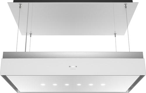 Siemens LR18HLT25 iQ700, Plafondunit varioLift 105x60 cm, randafz., witglas/rv
