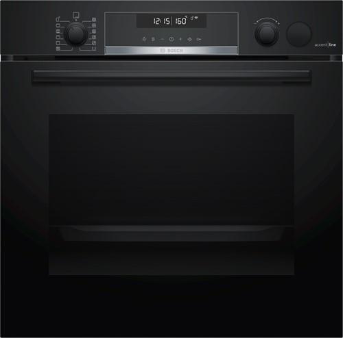 Bosch HRG4385B6 Serie|6, Bakoven met AddedSteam 60 cm, 10 syst, EcoClean