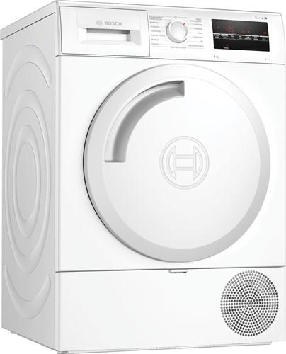 Bosch WTR88T00NL De droger met uitstekende prestaties en een laag energieverbruik van A+++.