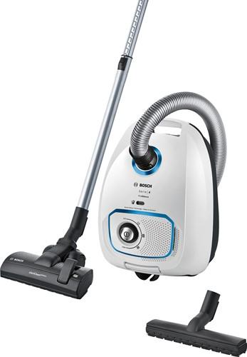 Bosch BGLS4SIL1 ProSilence - Onze ongelofelijk stille stofzuigers met grondige reinigingsprestaties.