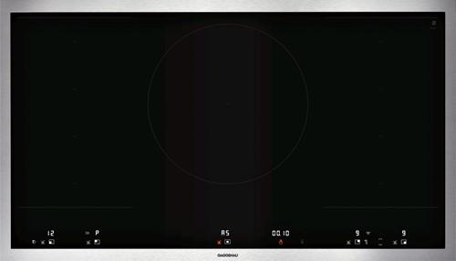 Gaggenau VI492113 Vario inductie 90cm 400 serie RVS rand