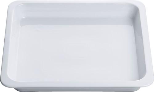 NEFF Z1685X0 Porseleinen inzetbak 2/3 GN