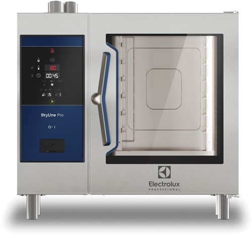 ELECTROLUX COMBI OVEN SKYLINE PRO- 6x1/1-40GN- ELEKTRISCH