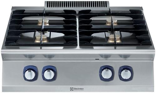 ELECTROLUX FORNUIS- GAS- 4 BRANDERS- 800 MM- TOPMODEL