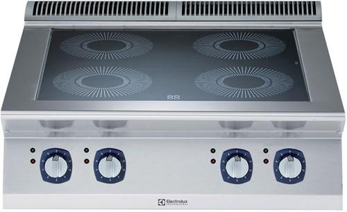 ELECTROLUX FORNUIS- 4 ZONES INDUCTIE KOOKPLAAT- 800 MM- TOPMODEL
