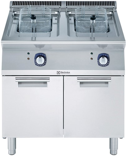 ELECTROLUX FRITEUSE 2x15 L- 800 MM- ELEKTRISCH