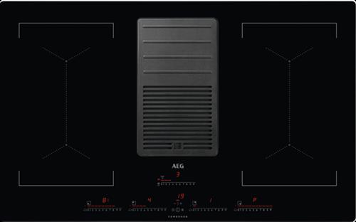 AEG IDK84454IB Inductie (Combohob)