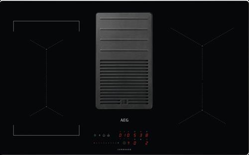 AEG IDE84243IB Inductie (Combohob)