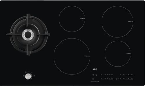 AEG HD955100NB Inductie