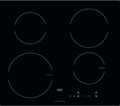 AEG HK604200IB TOUCHCONTROL Inductie kookplaat inbouw