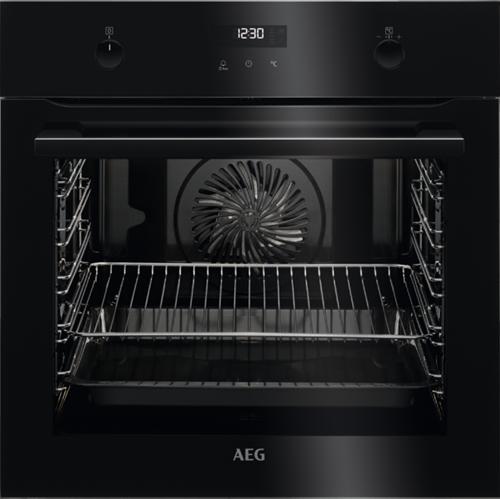 AEG BPE435060B SurroundCook® Pyroluxe® Heteluchtoven