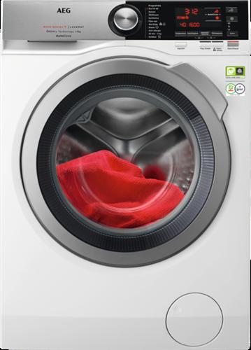 AEG L8FEN96CQ AUTODOSE OKOMIX Wasmachine voorlader