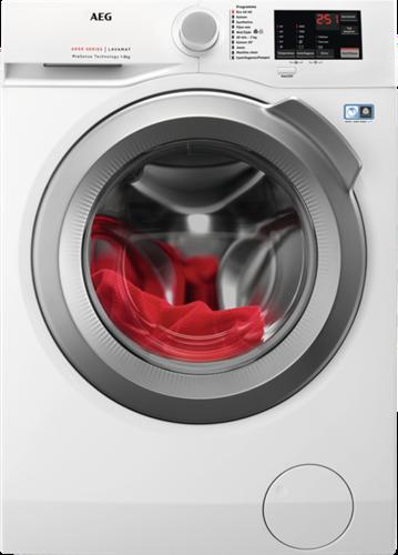AEG L6FB86ECO ProSense Wasmachine voorlader
