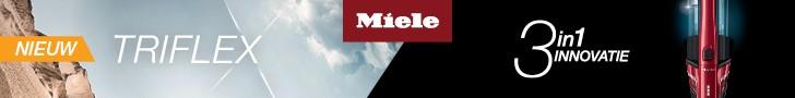 Nieuw: Miele Triflex