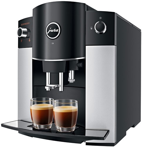 Jura 15181 D6 PLATINA Espresso machine