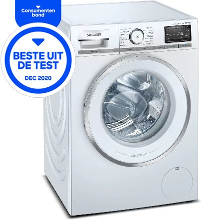 Siemens WM6HXF91NL IQ800 HOME CONNECT EXTRA KLASSE