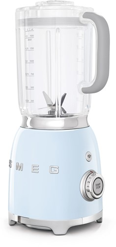 Smeg BLF01PBEU Blender Pastelblauw kopen? - vandeweijershop.nl