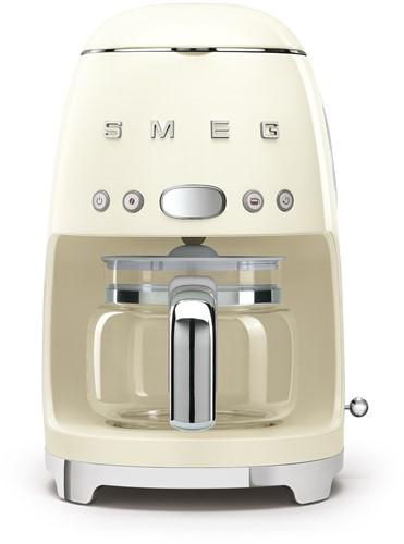SMEG DCF01CREU Filter koffiezetter