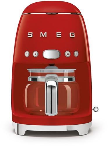 SMEG DCF01RDEU Filter koffiezetter